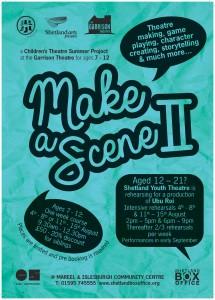 Make A Scene II poster jpg